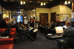 Sunderland University Big Band Workshops