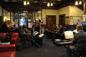 Sunderland University Big Band Workshops