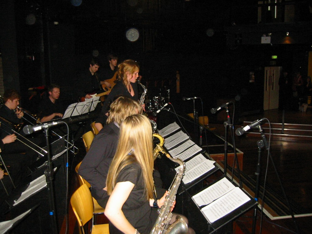 Leeds University Dance Band